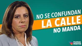Download Teresa Marinovic: No se confundan, la calle no manda Video