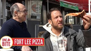 Download Barstool Pizza Review - Fort Lee Pizzeria (Fort Lee, NJ) Video