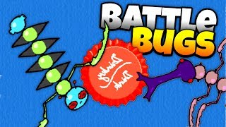 Download Survival of the Biggest Battle Bugs! - Battle Bugs Gameplay Video