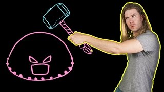 Download Can Thor's Hammer Stop the Juggernaut? (Because Science w/ Kyle Hill) Video