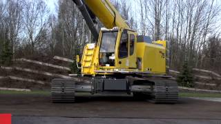 Download Grove New GHC75 GHC55 - Telescoping Crawler Cranes Video