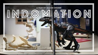 Download INDOMATION - A stop-motion animated short film Video