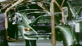 Download 1973 Volkswagen Beetle PRODUCTION Video