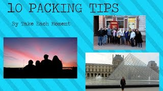 Download 10 Packing Tips Every Study Abroad Student Should Know Video