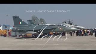Download Tejas - India's Light Combat Aircraft Video