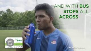 Download Youth GoPass: Adrian - 15s Spot Video