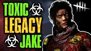 Download TOXIC LEGACY JAKE [#126] Dead by Daylight with HybridPanda Video