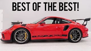 Download My 991.2 GT3RS gets a THREE DAY DETAIL! Video