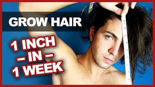 Download Grow Your Hair 1 Inch in 1 Week - Myth Bust Video