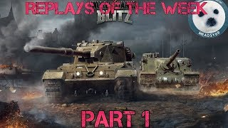 Download WoT Blitz: Sub replays (part1) Video