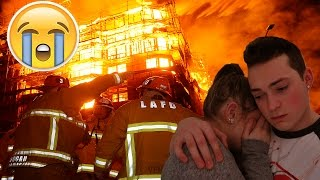 Download MY APARTMENT BUILDING BURNT DOWN! Video