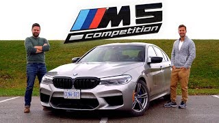 Download 2019 BMW M5 Competition Review // Beast Mode Activated Video