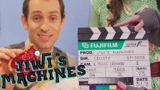 Download Filming the Breakfast Machine - Jiwi's Machines - BEHIND THE SCENES Video