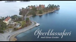 Download Följ med Göran Greider på rundtur i Djursholm Video