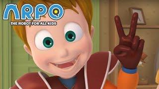 Download ARPO The Robot For All Kids - Prank War | 에피소드를보고 | 어린이를위한 만화 Video