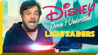 Download Disney Doesn't Understand Lightsabers Video