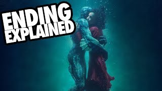 Download THE SHAPE OF WATER (2017) Ending Explained + Analysis Video