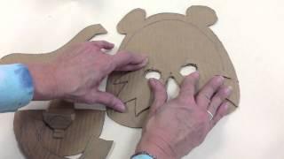 Download 3D mask Video