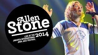 Download Allen Stone Live at Java Jazz Festival 2014 Video