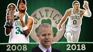 Download Timeline of the Celtics Championship and Rebuild Video