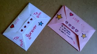 Download #Origami - Sobre para carta o carta desplegable!! Video