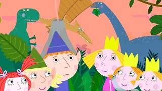 Download Ben and Holly's Little Kingdom | Age of the Dinosaurs | 1Hour | HD Cartoons for Kids Video