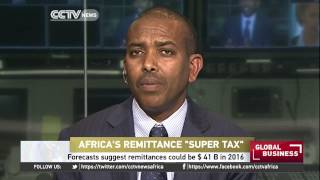 Download Ismail Ahmed on CCTV News Global Business Africa Video