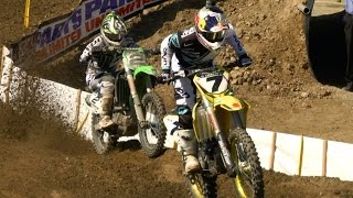 Download IN TIME: Stewart vs. Dungey vs. Villopoto - 2013 Hangtown National Video