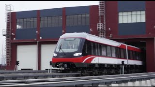 Download China's First Mid-Low Speed Maglev Line Passes Preliminary Assessment Video