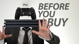 Download PS4 Pro - Before You Buy Video