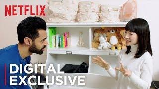 Download Marie Kondo Sparks Joy with Hasan Minhaj | Tidying Up | Netflix Video