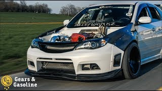 Download The Unholy Union- RB26-Swapped WRX Video