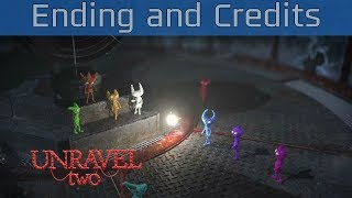 Download Unravel Two - Ending and Credits [HD 1080P/60FPS] Video