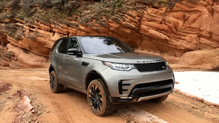 Download 2017 Land Rover Discovery OFF-ROAD Video