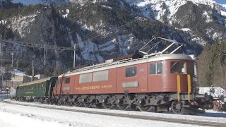 Download Locomotive Ae 6/8, Reine du Lötschberg - Trains Suisses Video