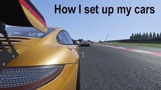 Download How Viperconcept sets up his cars (+ bonus video) Video