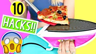 Download 10 Life Hacks for LAZY College Students!! Back to School! Alisha Marie Video