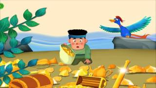 Download The Golden Star Fruit Tree - Bedtime Stories For Kids Video