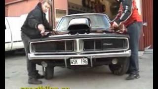 Download sportbilen.se: Dodge Charger 950 hp Video