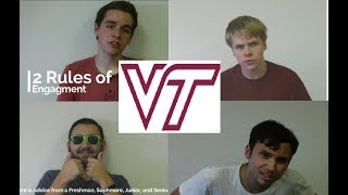 Download 4 VT Students Give Advice 2017 to New Students. Video