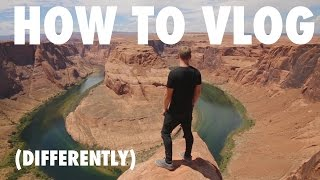 Download HOW TO VLOG (DIFFERENTLY) CAMERA + EDITING SOFTWARE Video
