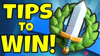 Download 3 TIPS to WIN TOURNAMENTS in Clash Royale! [Tournament Strategy] Video