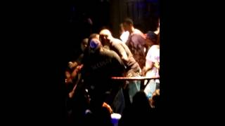 Download Lil Durk and lil Reese fighting with the crowd Video