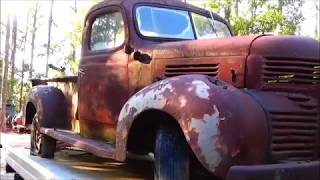 Download Another 1946 Dodge Truck Rescue Video