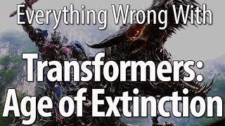 Download Everything Wrong With Transformers: Age of Extinction Part 1 Video