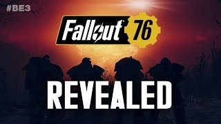 Download Fallout 76 Revealed - Monsters, Map, Power Armor, Plot, Multiplayer - Bethesda's E3 Announcement Video