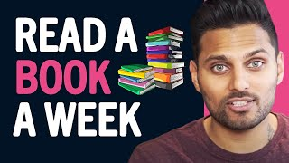 Download How I Read A Book A Day | Weekly Wisdom Episode 2 by Jay Shetty Video