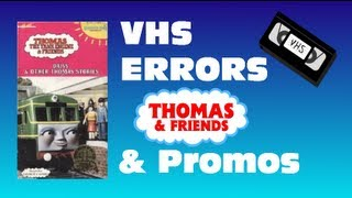 Download VHS Errors & More - Thomas & Friends Video