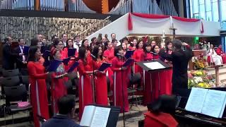 Download Thánh Vịnh 103 - Xin Sai Thánh Thần (Tường Ân) Video