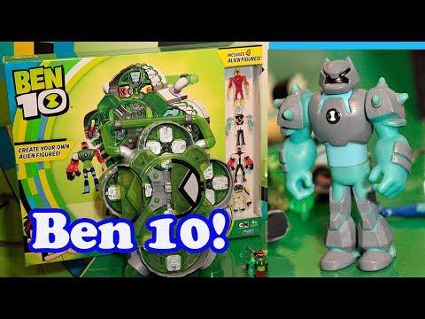 Stream Ben 10 Reboot Season 3 Playsets Toy Fair Report